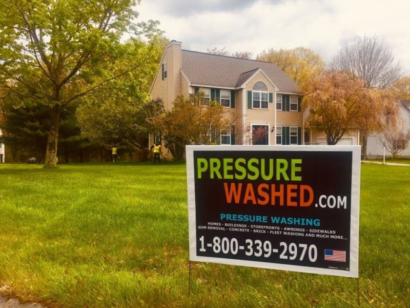 Pressure Washing-Soft Washing-Power Washing